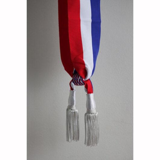 Echarpe ou ceinture de Maire-Adjoint