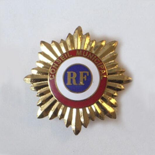 Insigne de poche Conseil municipal